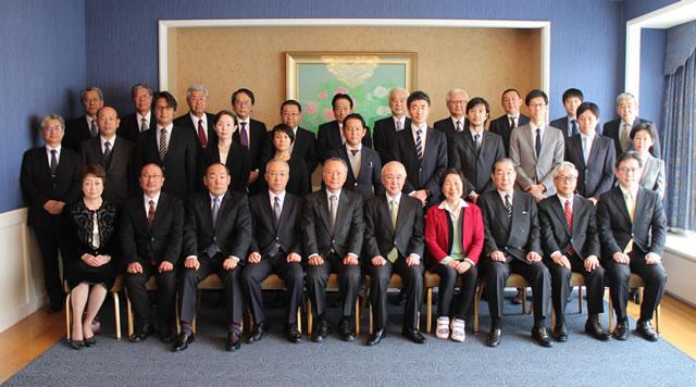 平成29年3月17日第4回一般財団法人古川医療福祉設備振興財団 顕彰表彰式・研究助成金贈呈式